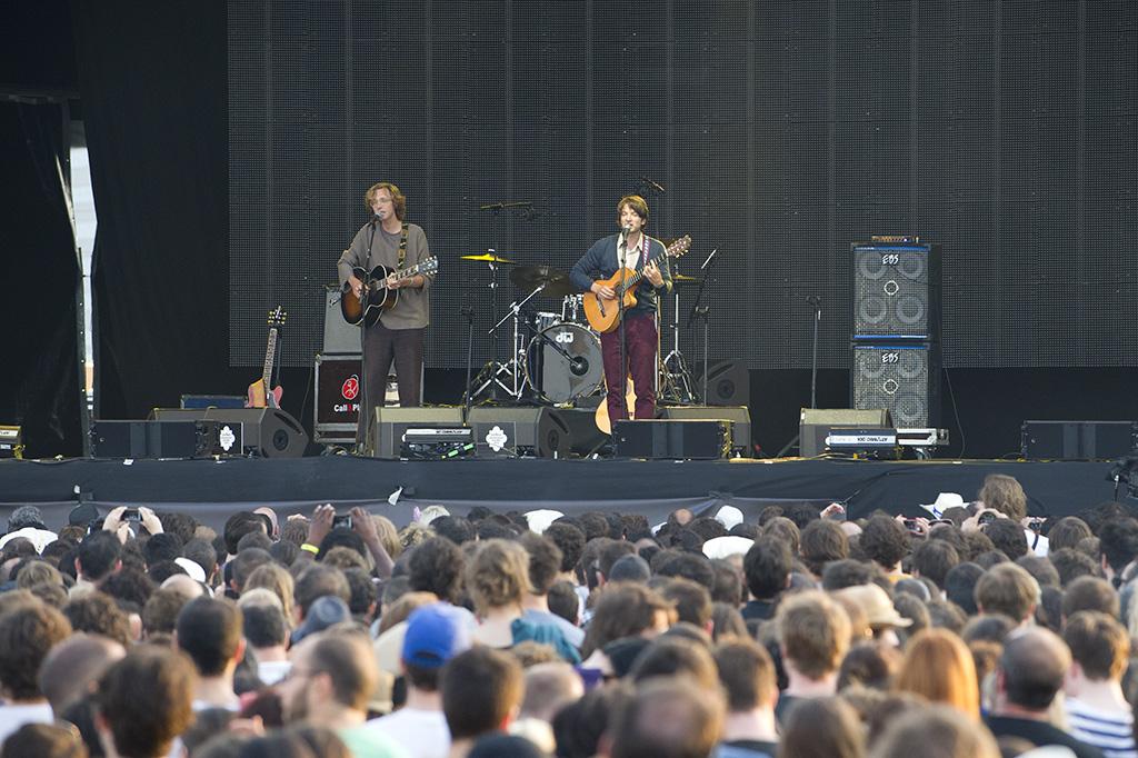 San Miguel, Primavera Sound 2012, Barcelona, King Of Convenience