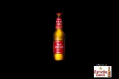 Publicidad Estrella Damm - Daura, la cerveza sin gluten apta para celíacos.
